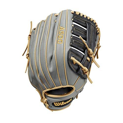 Wilson Sporting Goods Herren A500 Baseball 12.5