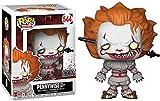 Pop! IT - Movie Toys Series Horror Pennywise (Headshot) Vinile da Collezione...