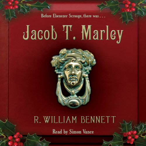 Jacob T. Marley audiobook cover art