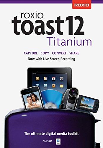 Toast 12 Titanium [Téléchargement]