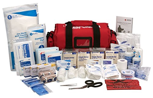 First Aid Only First Responder Standard First Aid Kit (520-FR) 3
