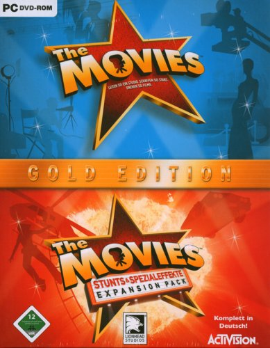 The Movies - Gold Edition [Software...
