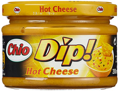 Chio Dip Hot Cheese, 200ml