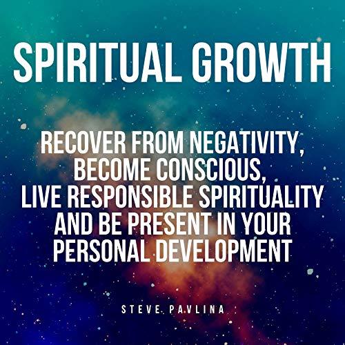 Spiritual Growth Audiobook | Steve Pavlina | Audible.co.uk