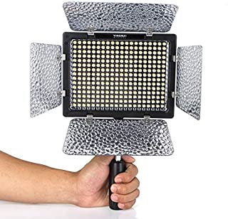 Yongnuo 4332005884 LED Light with Remote for Cameras and Camcorders