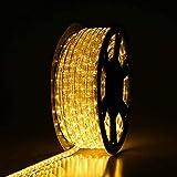 KEDY 100FT LED Rope Lights, Waterproof &...