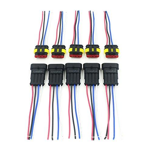 Automotive Performance Ignition Plug Connectors