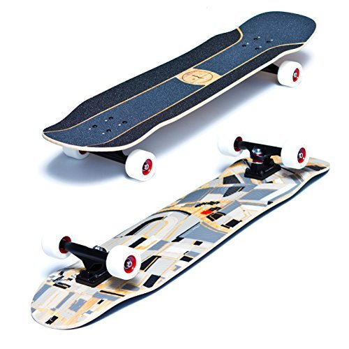 Loaded Overland Complete Longboard (Pro Build) by Loaded