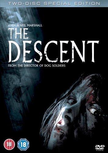 Descent The (2 Disc) DVD [Reino Unido]
