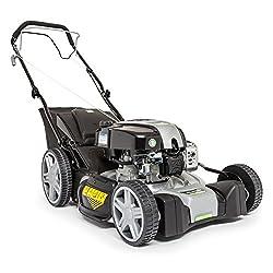美利EQ700x自动推进旋转汽油割草机