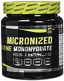 BioTechUSA 100% Creatine Monohydrate, Creatin monoidrato di grado farmaceutico in polvere senza aggiunta di sapore, confezione classica a contenitore in plastica, 500 g