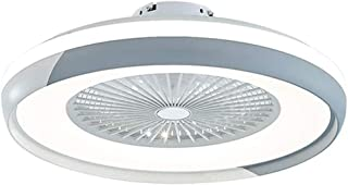 Ventilateur De LED Plafond Avec Lumière Ventilateur Télécommande Créatif Gradable Ultra Silencieux Ventilateur Plafonnier ...