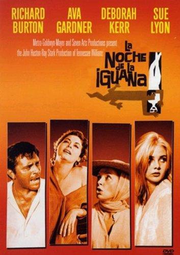 La Noche De La Iguana [DVD]