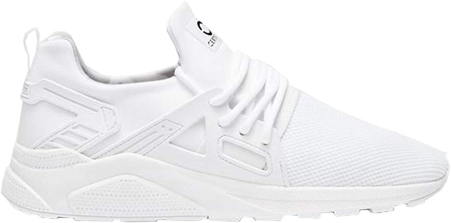 Certified London CT8000 Runner AW Trainers White