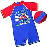 hellomiko Boy Kind Bademode Badeanzug Surfing Kleidung Tauch Baby Urlaub Wassersport Sonnencreme...