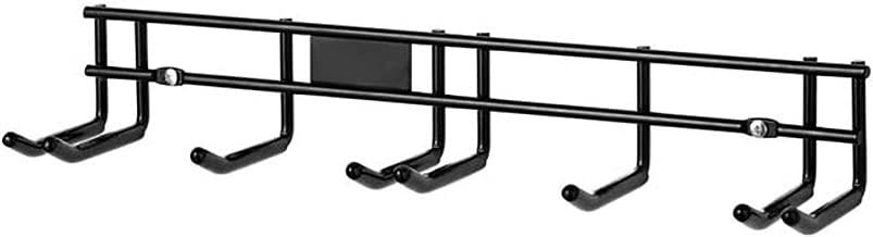 Racor -Ski and Pole Rack -3 Ski Pairs-Wall Mounted