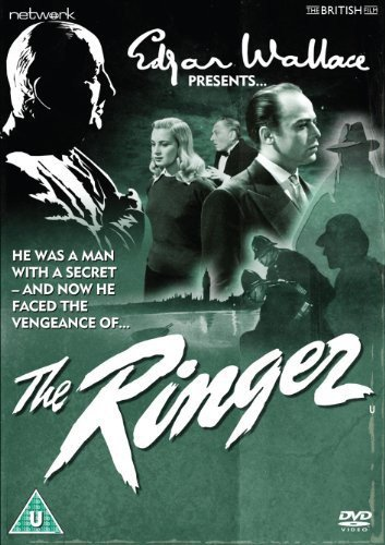 Edgar Wallace Presents: The Ringer [DVD] [UK Import]