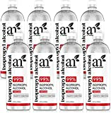 Isopropyl Alcohol 99% Pure - 8 Pack - 2...