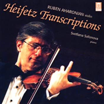 Heifetz, J.: Transcriptions