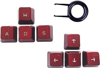 Arrow Keys ↑↓←→ Replacement Keycaps for Logitech G810 G413 G310 G910 G613 Keyboard Romer G (Up...