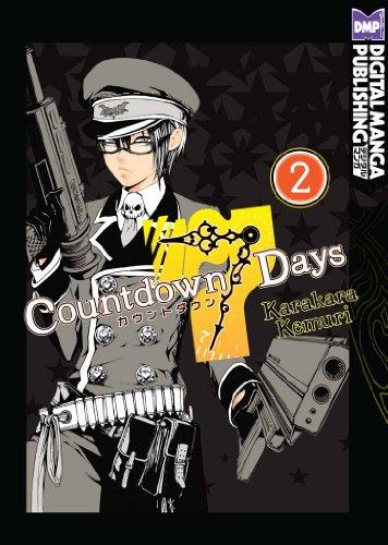 COUNTDOWN 7 DAYS vol.2 (Shonen Manga) (English Edition)