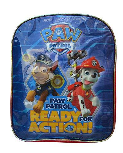 Paw Patrol, Sac à dos bleu Lt.Blue 1