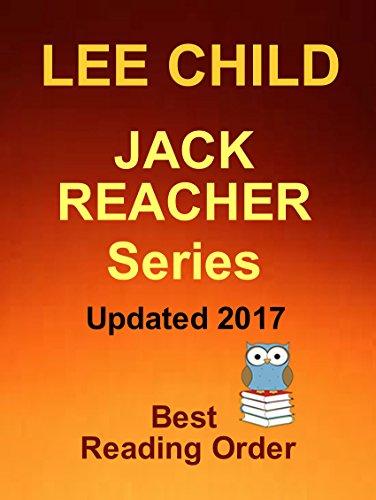 Jack Reacher Series Updated 2017: Lee Child's Jack Reacher Series Best Reading Order