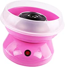 Perfk Mini Pink Stainless Steel Cotton Candy Floss
