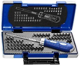 Expert E160804 59 Piece Screwdriver Set With Revolver Screwdriver