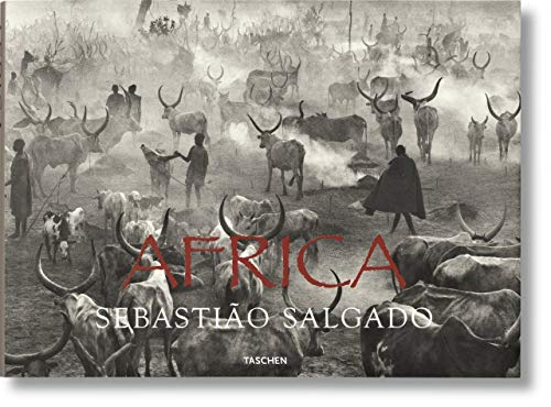 Sebastião Salgado. Africa: Eye on Africa - Thirty Years of Africa Images, Selected by Salgado Himself (PHOTO)