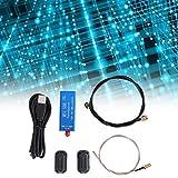 Último receptor EVTSCAN para soporte de radio MSI.SDR, compatible con el software SDRPLAY RSP1 10kHz-2GHz, TCXO 0.5ppm integrado, con convertidor, cable y cable USB