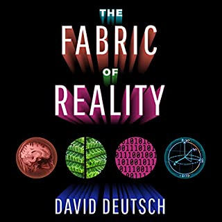 The Fabric of Reality audiobook cover art