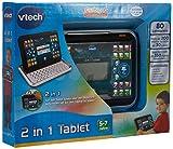VTech 80-155504 Tablet 2-in-1, white/black