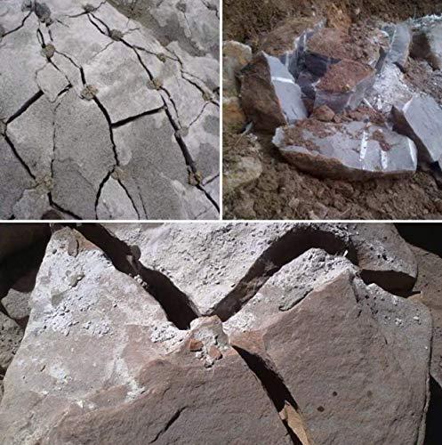 Cemento expansivo demoledor, para romper piedras y...