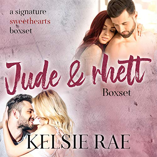 Jude & Rhett Boxset audiobook cover art