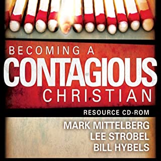 Becoming a Contagious Christian cover art