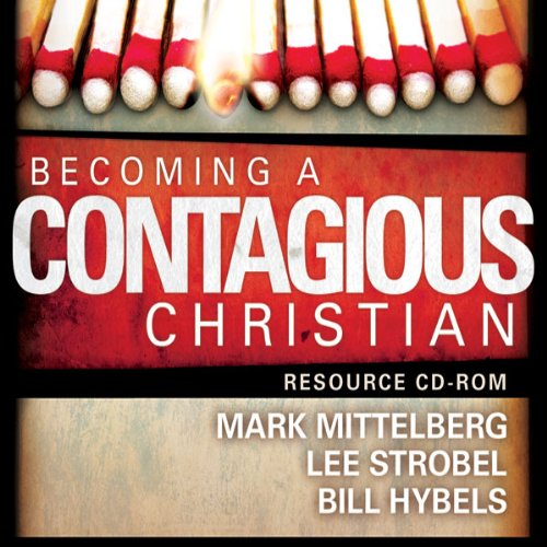 Becoming a Contagious Christian audiobook cover art