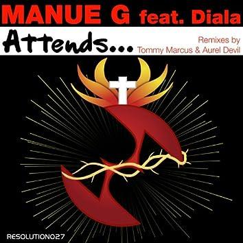 Attends... (feat. Diala) [Tommy Marcus & Aurel Devil Remixes]