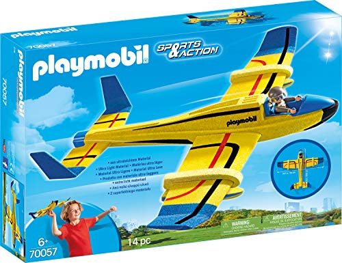 PLAYMOBIL-Sports & Action Deslizador Lanzamiento Wasserflugzeug
