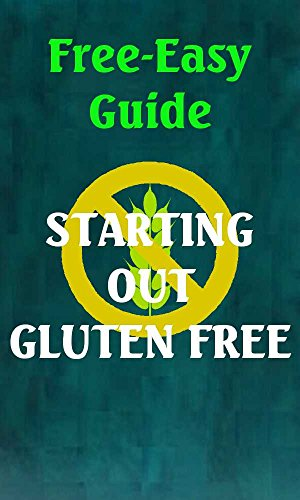 Book: Free-Easy Guide - Starting Out Gluten Free by Frann Leach