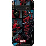 Skinit Pro Phone Case for Galaxy S10 Plus - Officially Licensed Marvel/Disney Deadpool Comic Design