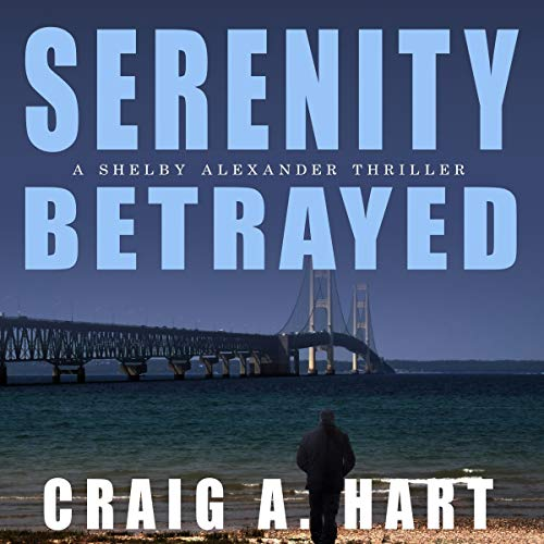 Serenity Betrayed audiobook cover art