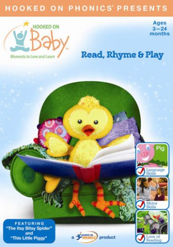 Hooked on Baby Read, Rhyme and Play