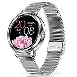 LIYIFANKJ Reloj Inteligente Mujer Smartwatch IP67 Impermeable...