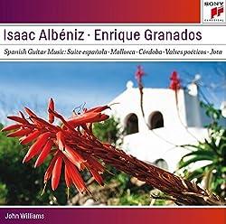Albeniz & Granados: Works for Guitar by Timothy Kain (2011-03-11)