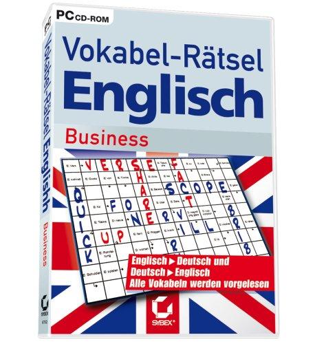 Sybex Verlag Vokabel-Rätsel Englisch Bild