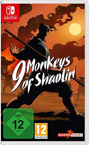 9 Monkeys of Shaolin [Nintendo Switch]