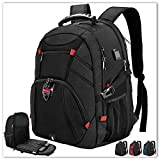 Best Gaming Backpacks - Extra Large Laptop Backpack 17 Inch Travel Waterproof Review