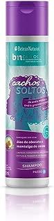 Shampoo Cachos Soltos, Beleza Natural, 300ml