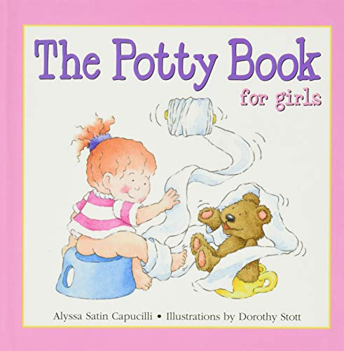 Product Image of the The Potty Book for Girls (Hannah & Henry Series)